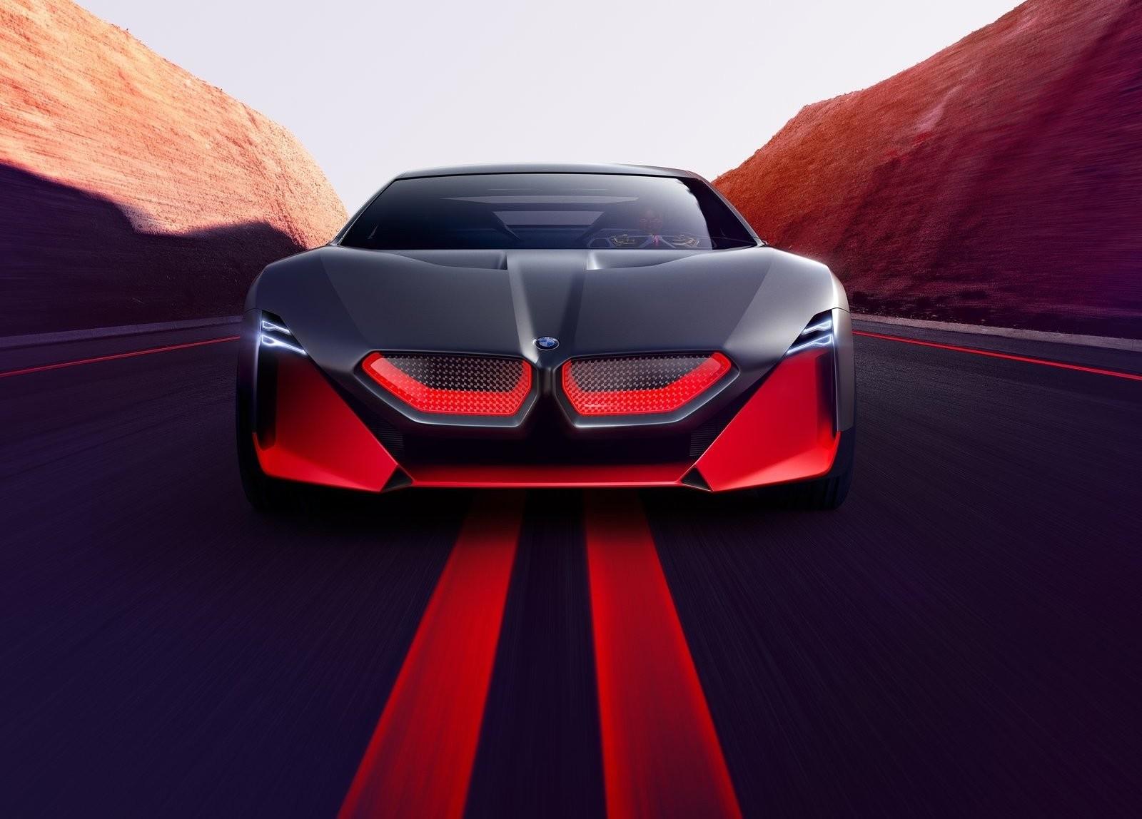Foto de BMW Vision M Next Concept (8/25)