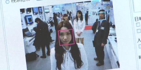 Sistema de vigilancia que reconoce tu rostro entre 36 millones en un segundo