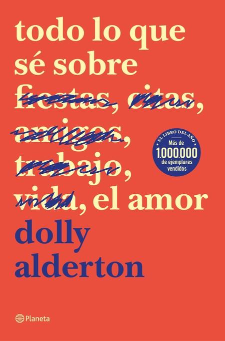 Portada Todo Lo Que Se Sobre El Amor Anna Valor Blanquer 201907111333