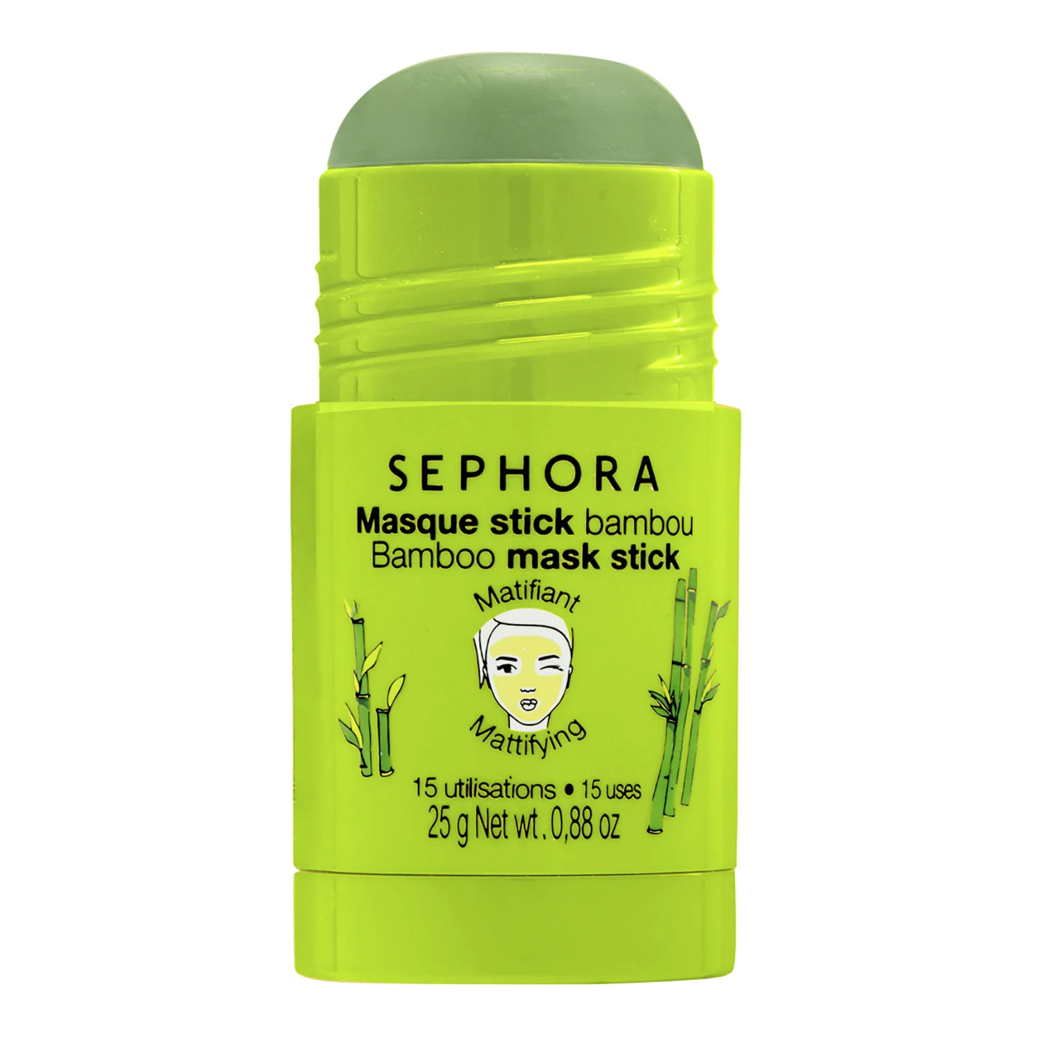 Sephora Collection Mascarilla facial en stick bamboo