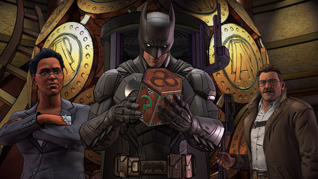 Batman: The Enemy Within muestra su tráiler de lanzamiento: The Riddler regresa a Gotham y no es como lo recordabas