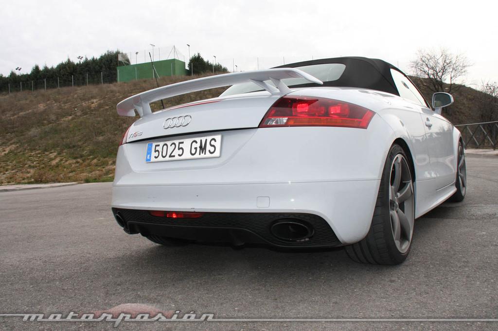 Audi Tt Rs Roadster Prueba 48 60