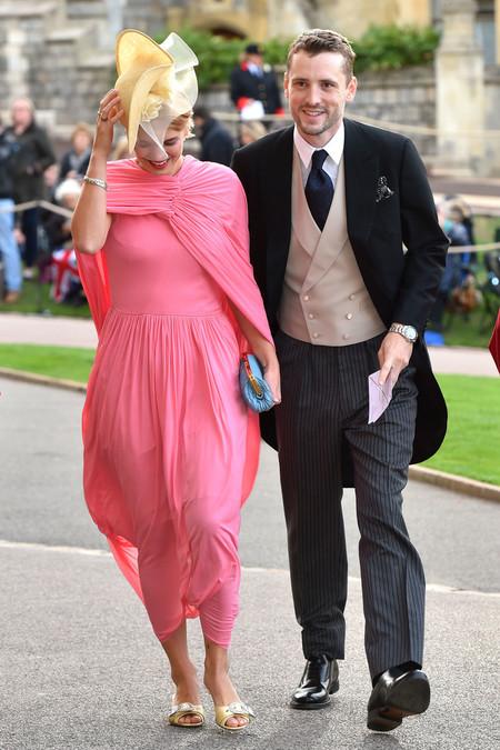 George Barnett Princess Eugenie Of York Marries Mr Jack Brooksbank