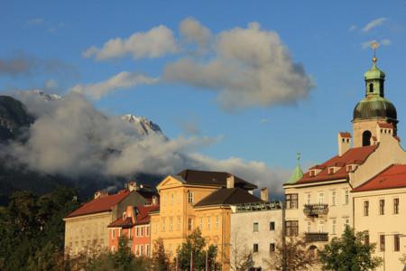 Innsbruck, la ciudad atrapada en los alpes