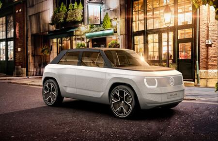 Volkswagen ID. LIFE: un anticipo de su coche eléctrico urbano que quiere costar 20.000 euros pero viene con pantalla de cine