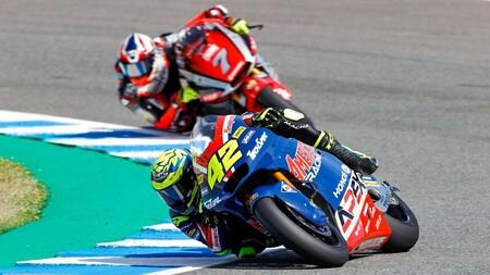 Marcos Ramirez Jerez Moto2 2021