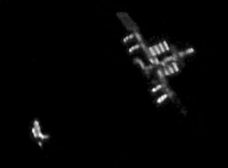 Una misma escena espacial, desde múltiples ubicaciones