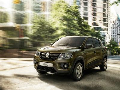 Eléctrico y low-cost: viene en camino un Renault Kwid EV