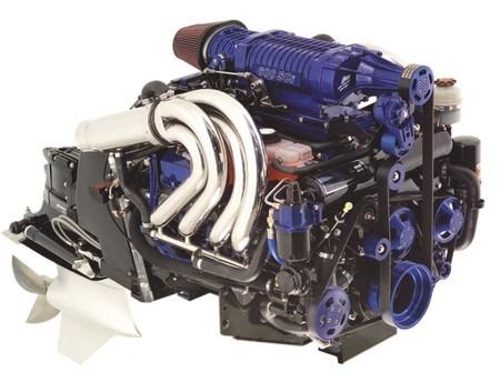 Motor con compresor Twin-Screw/Lysholm