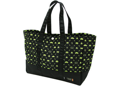 Bolso de Space Invaders