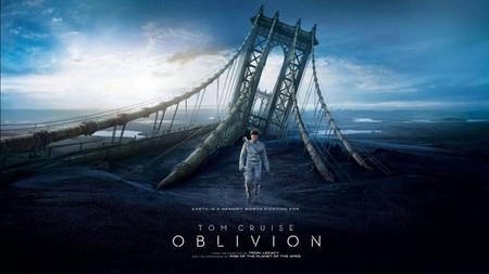 Películas para presumir de Home Cinema: Oblivion