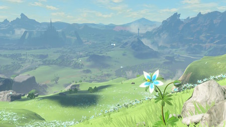 Hyrule Aniversario Breath Of The Wild En Vida Extra