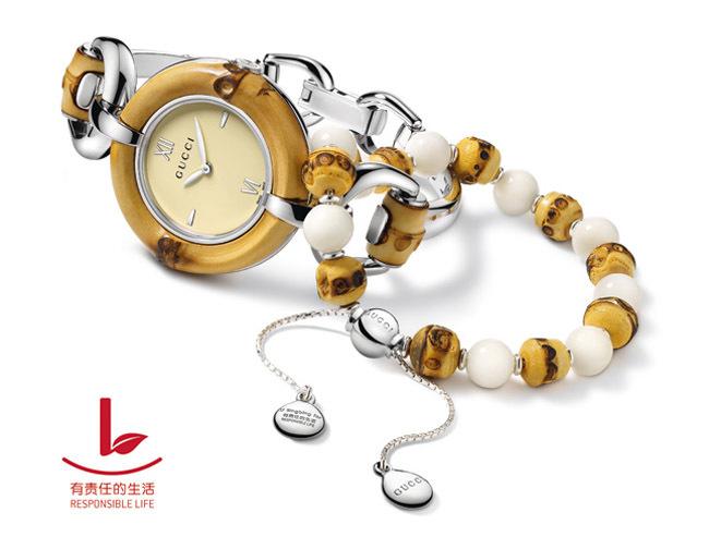 Reloj bambu Li Bingbing para Gucci