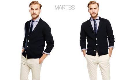 look martes