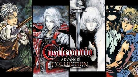 Análisis de Castlevania Advance Collection, un lote esencial para recordar la grandeza de Game Boy Advance y la Konami de antaño