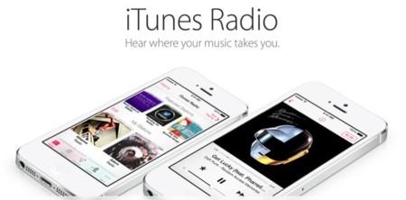 iTunes Radio, llega el nuevo servicio de música de Apple