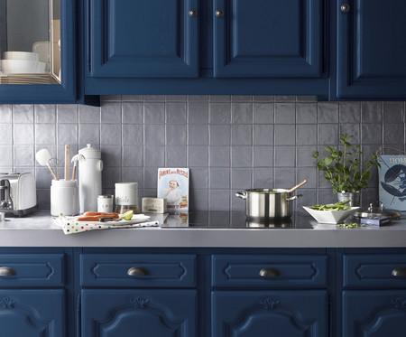 Cocina Azul Baya 2