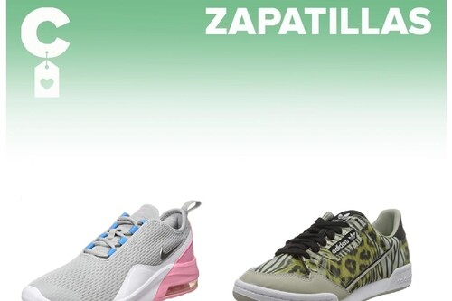 Chollos en tallas sueltas de zapatillas Under Armour, Reebok, Adidas o Nike  en Amazon