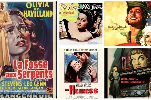 Olivia de Havilland: 11 películas que demuestran que fue mucho más que 'Lo que el viento se llevó'