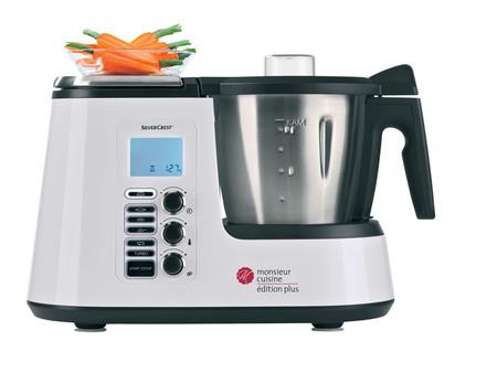 Lidl relanza su popular robot de cocina, Monsier Cuisine, a 199 euros (y amenaza la campaña navideña de Thermomix)