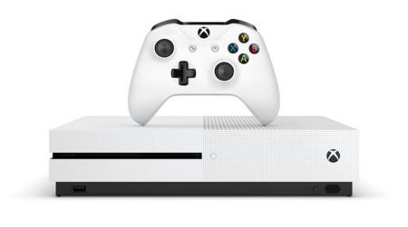 Xbox One S, la nueva consola de Microsoft más pequeña y con soporte para video 4K