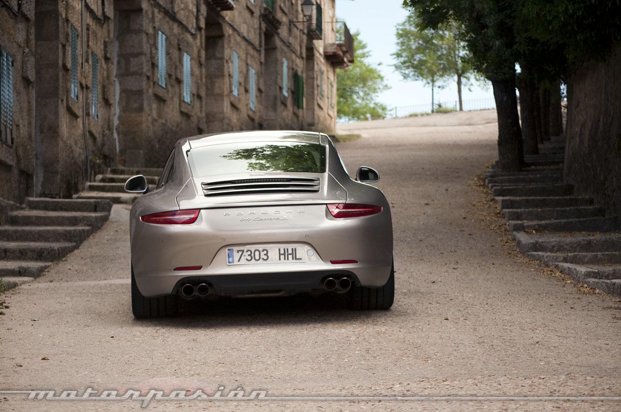 Foto de Porsche 911 Carrera S (prueba) (17/54)