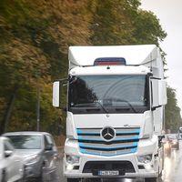 Daimler crea una nueva compañía para acelerar el camión de hidrógeno... con la inminente ayuda de Volvo