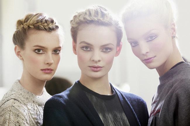 Modelos desfiles Chanel Paris Edimburgo