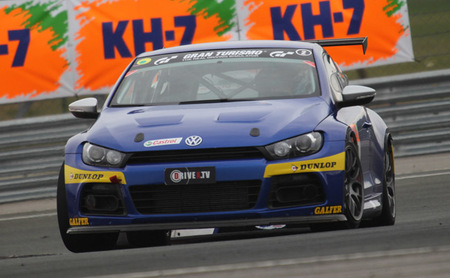 Curiosidades en Competición: el Volkswagen Scirocco GT24 llega a España