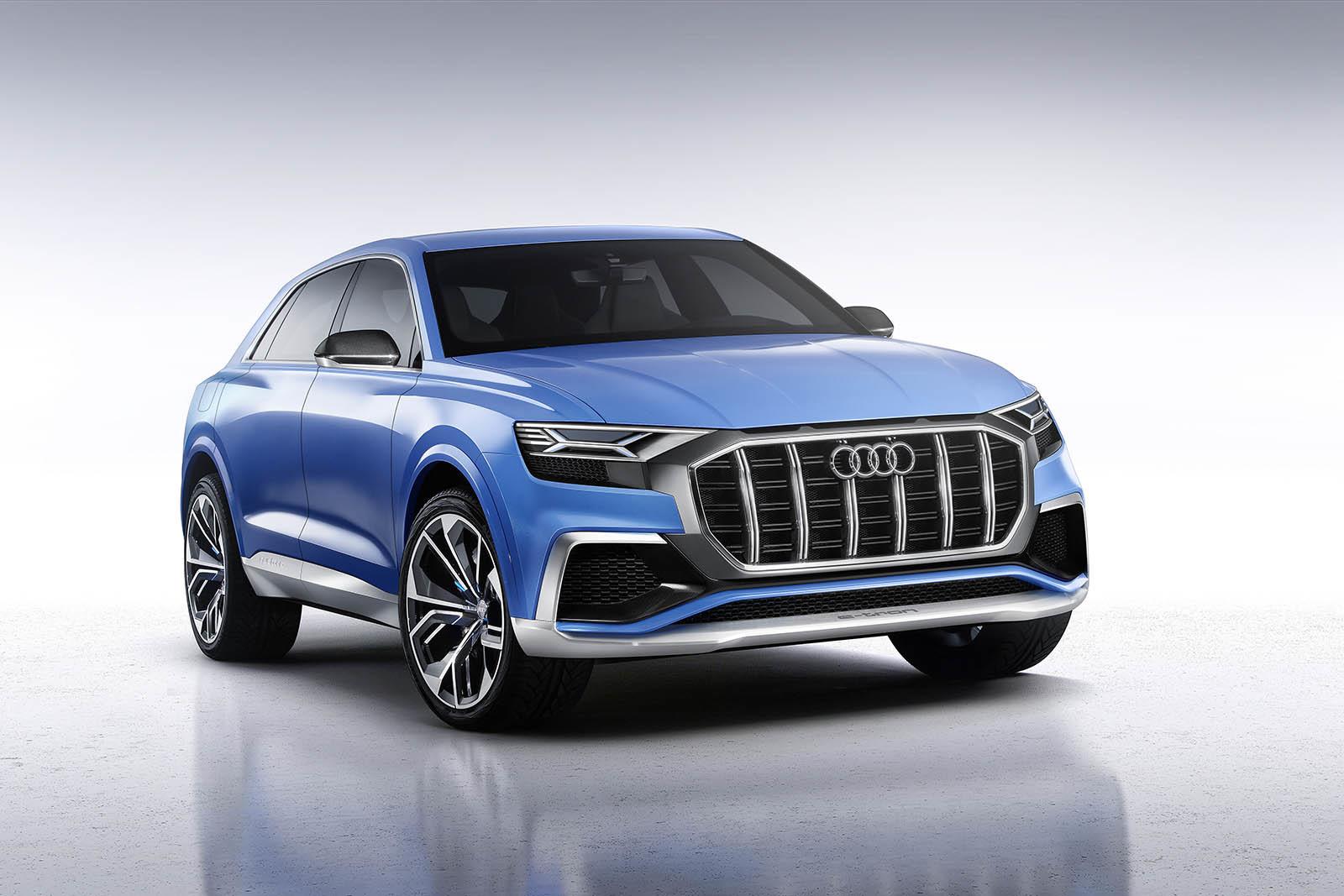 Foto de Audi Q8 Concept (16/39)