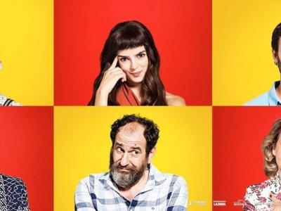 Taquilla española: '8 apellidos catalanes' supera a Pixar y 'Los juegos del hambre'