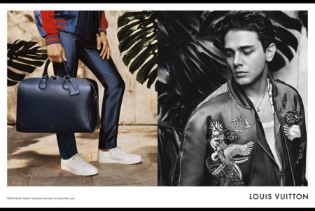 La Nouvelle Campagne De Xavier Dolan Pour Louis Vuitton Printemps Ete 2016 1