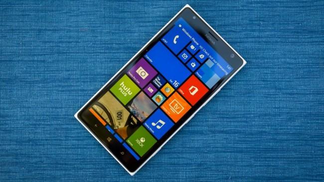 Lumia 1520 Windows 10