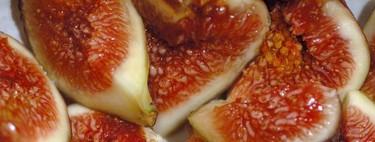 El higo, un fruta rica en calcio