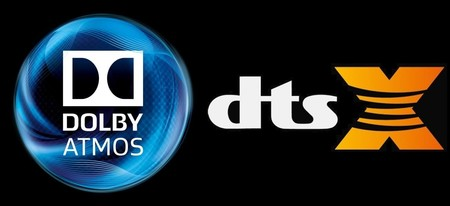 Dolby Digital y DTS:X