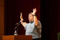 Discurso de Steve Wozniak, mañana en Madrid
