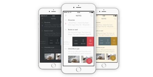 Bear para iOS añade soporte para dibujar, iconos personalizables y stickers para Mensajes