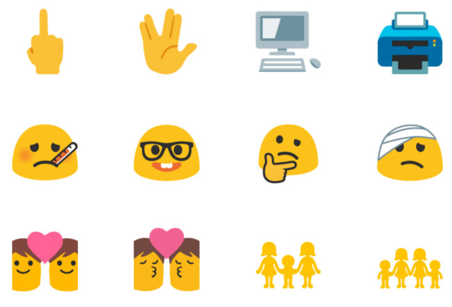 New Emojis Android
