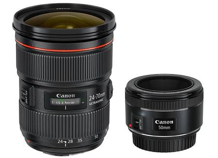 Canon 24 70 Vs 50mm