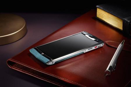 Vertu y Bentley firman acuerdo para traer móviles exclusivos, y también muy caros