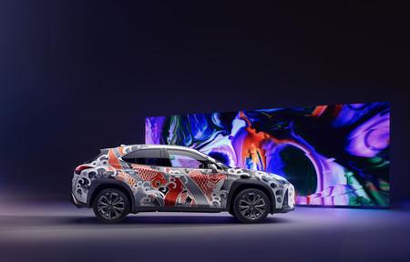 Lexus Tatuado 12
