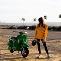 La Velca es una nueva moto eléctrica asequible, tiene 60 km de autonomía y reciclaje de batería incluido