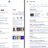 El nuevo experimento de Bing: incluir tuits en sus resultados de búsqueda