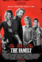 'The Family' de Luc Besson, tráiler y cartel