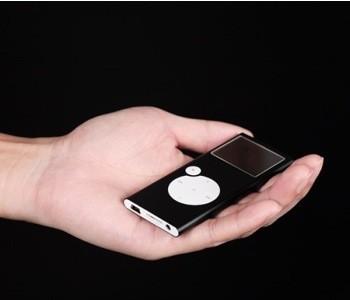 RAmos Q13, mezcla de iPod con logo de Cuatro