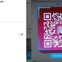 Twitter añade códigos QR para compartir tu perfil
