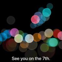 El nuevo iPhone 7 y posiblemente el Apple Watch 2 ya tienen lista su keynote: 7 de septiembre