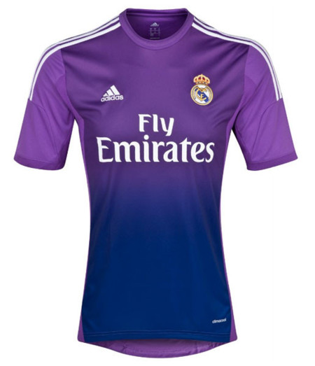 Real Madrid portero 2013 2014
