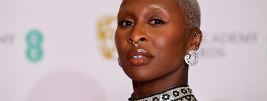 Premios BAFTA 2021: las mejores vestidas de la alfombra roja del cine británico