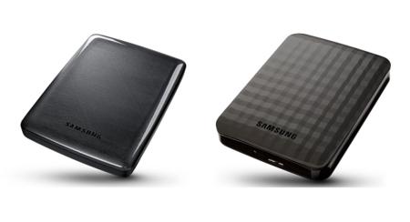 Ya podemos llevar 4TB en el bolsillo con discos duros Samsung P3 Portable y M3 Portable